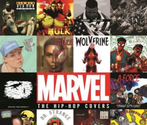 marvel hip hop